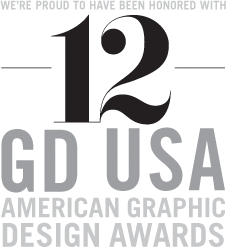 12 GD USA - American Graphic Design Awards