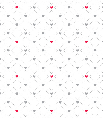 Design with Heart Studio - Giftwrap - Diamonds & Hearts Giftwrap