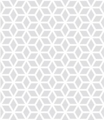 Design with Heart Studio - Giftwrap - Silver Geometric Poinsettia Giftwrap