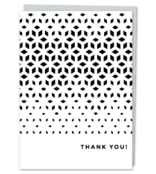 "Design with Heart Studio - Greeting Cards ""Thank You"""