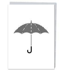 Design with Heart Studio - Greeting Cards Oxford Street Umbrella 2