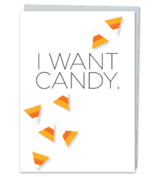 Design with Heart Studio - New - I Want Candy