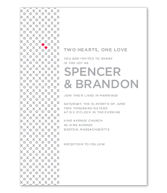Design with Heart Studio - Boxed Sets - XO Hearts Wedding Suite