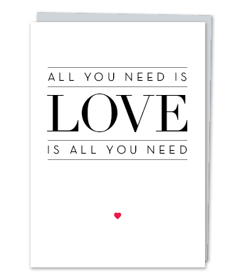 Design with Heart Studio - Greeting Cards - Valentine Notes Box Set