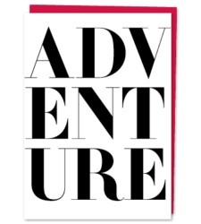 "Design with Heart Studio - New - ""ADVENTURE"""