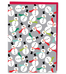 Design with Heart Studio - Holiday Snowmen Box Set