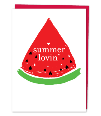 Design with Heart Studio - Greeting Cards - summer lovin'