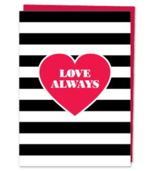 Design with Heart Studio - Greeting Cards LOVE ALWAYS