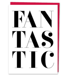 "Design with Heart Studio - Greeting Cards ""Fantastic"""
