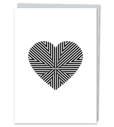 Design with Heart Studio - Greeting Cards Oxford Street Heart