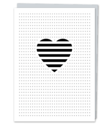 Design with Heart Studio - Greeting Cards Oxford Street Heart 2