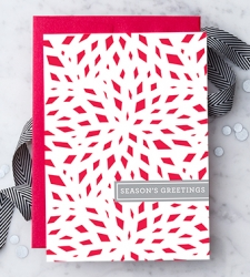 "Design with Heart Studio - Holiday - ""Season's Greetings"""