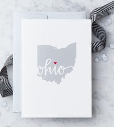 """Design with Heart Studio - New - """"Ohio"""""""