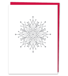 Design with Heart Studio - Holiday Snowflake Box Set