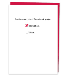 Design with Heart Studio - Santa Saw Your Facebook Page Box Set