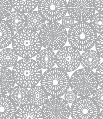 Design with Heart Studio - Giftwrap - Scandinavian Snowflake Giftwrap