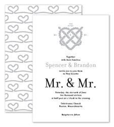 Design with Heart Studio - Wedding Suites - Silver Twine Wedding Suite