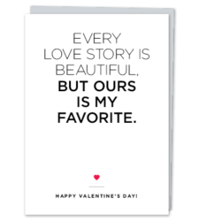 Design with Heart Studio - Greeting Cards Every Love Story Is Beautiful…