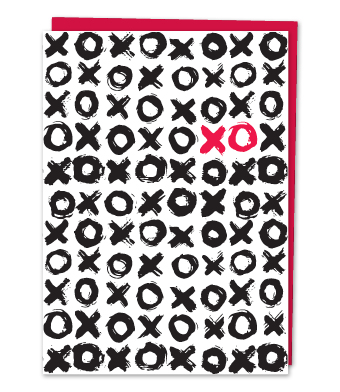 Design with Heart Studio - Greeting Cards - XOXO