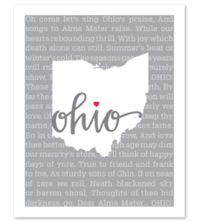 Design with Heart Studio - Art Prints Carmen Ohio
