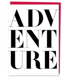"Design with Heart Studio - New - ""ADVENTURE"""