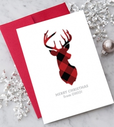Design with Heart Studio - New - Merry Christmas from Ohio!