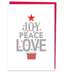Design with Heart Studio - Joy Peace Love Box Set