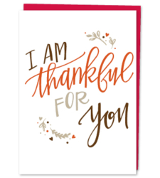 Design with Heart Studio - I am Thankful for You