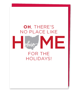 Design with Heart Studio - Holiday - Oh, There's No Place Like Home For The Holidays!