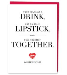 Design with Heart Studio - Liz Taylor Quote