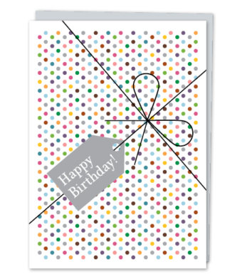 "Design with Heart Studio - Greeting Cards - ""Happy Birthday!"""