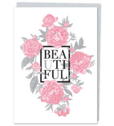 Design with Heart Studio - Greeting Cards BEAUTIFUL