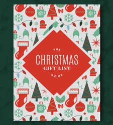 Design with Heart Studio - Holiday - 2017 Christmas Gift List Guide