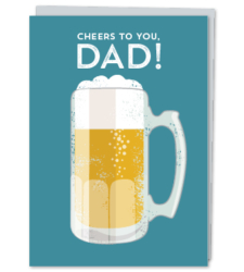 Design with Heart Studio - New - Cheers To You, Dad!
