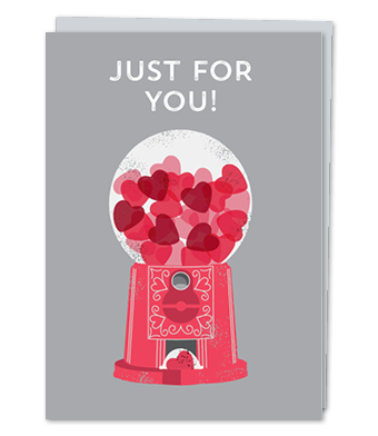 Design with Heart Studio - Greeting Cards - Just For You!