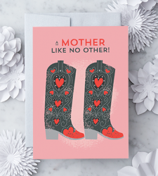 Design with Heart Studio - New - A Mother Like No Other!