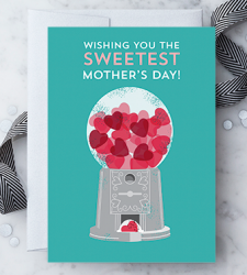 Design with Heart Studio - New - Wishing You The Sweetest Mother's Day!