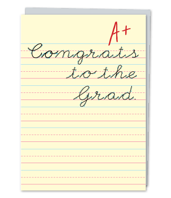 Design with Heart Studio - Greeting Cards - Congrats to the Grad