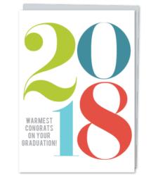 Design with Heart Studio - New - 2018 – Warmest Congrats
