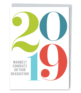 Design with Heart Studio - Greeting Cards - 2019 – Warmest Congrats