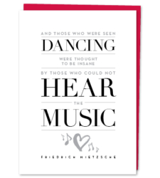 Design with Heart Studio - New - Hear The Music