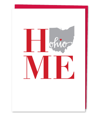 Design with Heart Studio - Greeting Cards - Home Ohio