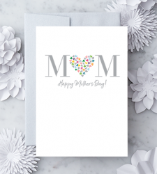 Design with Heart Studio - New - Happy Mother's Day!
