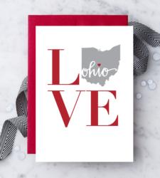 Design with Heart Studio - New - Love Ohio