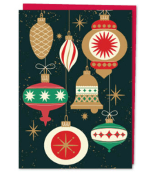 Design with Heart Studio - Holiday - Christmas Ornaments Box Set