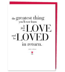 Design with Heart Studio - New - the greatest thing… (With Verse)