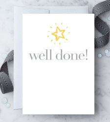 Design with Heart Studio - New - Well Done!