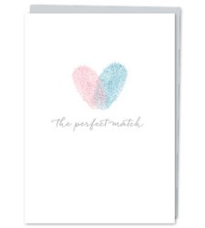 "Design with Heart Studio - New - ""the perfect match"" (With Verse)"