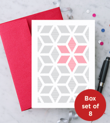 Design with Heart Studio - Holiday - Holiday Poinsettia Box Set