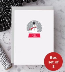 Design with Heart Studio - Holiday - Snowman Let It Snow Box Set